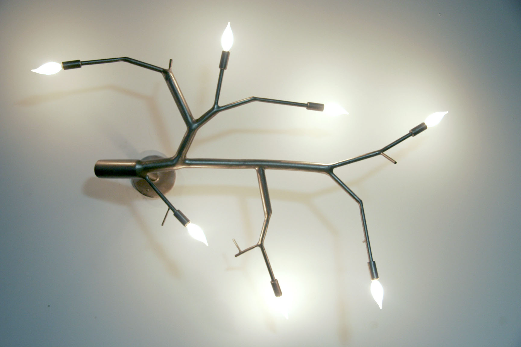 Tree Limb Light Fixture Meganraley